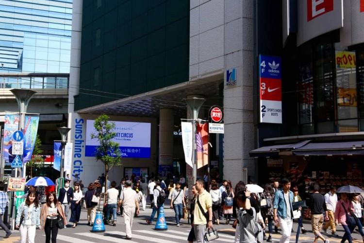 7 cửa hàng mua sắm ở Ikebukuro