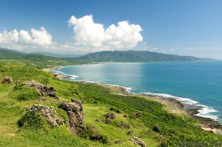 Biển Khẩn Đinh - Đài Nam
