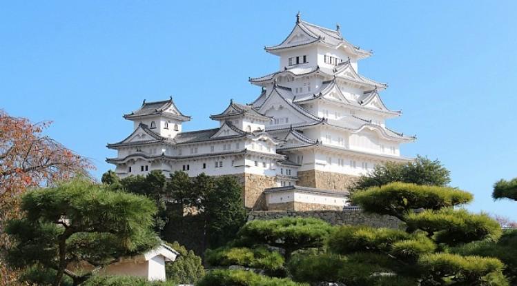 Himeji - Lâu đài hạc trắng