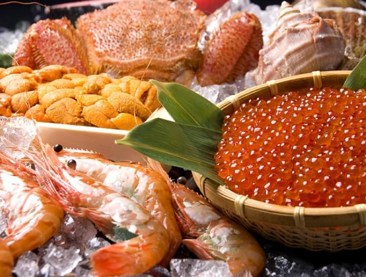 8 món hải sản tươi ngon của Hokkaido